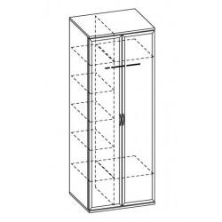 Шкаф ШК-1008 для спальни Лером «Карина