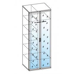 Шкаф ШК-1009 для спальни Лером «Карина