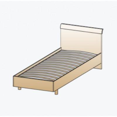 Кровать КР-116 для детской Лером «Ксюша»