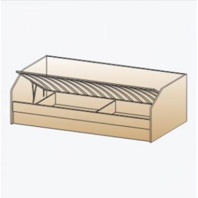 Кровать КР-118 для детской Лером «Ксюша»