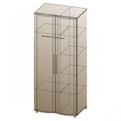 Шкаф ШК-106 для спальни Лером «Дольче Нотте»