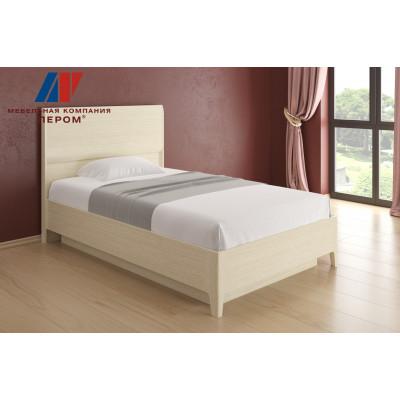 Кровать КР-1761 (1,2х2,0) для спальни Лером «Камелия»
