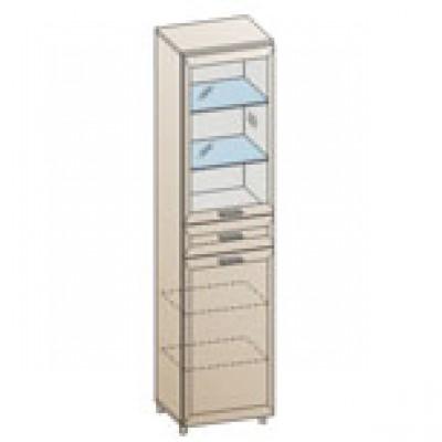 Шкаф ШК-819 для гостиной Лером «Мелисса»