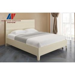 Кровать КР-2863 (1,6х2,0) для спальни Лером «Дольче Нотте»