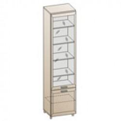 Шкаф ШК-809 для гостиной Лером «Мелисса»