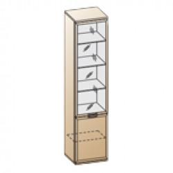 Шкаф ШК-1043 для гостиной Лером «Карина»