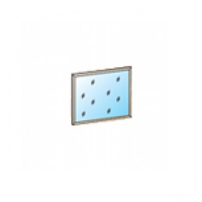 Зеркало ЗР-1001 для спальни Лером «Карина»