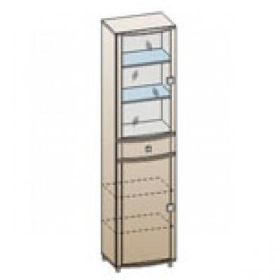 Шкаф ШК-218 для гостиной Лером «Роберта»