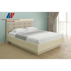 Кровать КР-1853 (1,6х2,0) для спальни Лером «Дольче Нотте»