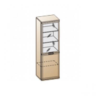 Шкаф ШК-1073 для гостиной Лером «Карина»