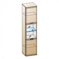 Шкаф ШК-1050 для гостиной Лером «Карина»