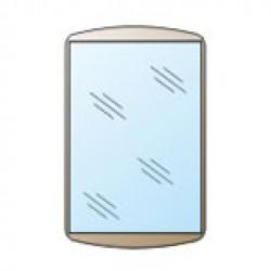 Зеркало ЗР-102 для детской Лером «Ксюша»
