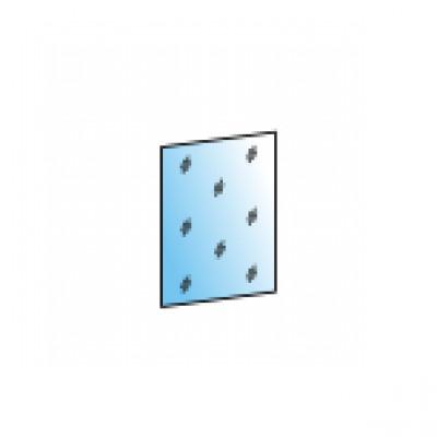 Зеркало ЗР-1017 (для ШК-1084) для гостиной Лером «Карина»