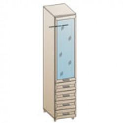 Шкаф ШК-847 для спальни Лером «Мелисса»