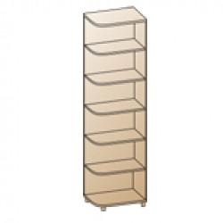 Шкаф ШК-1726 для спальни Лером «Камелия»
