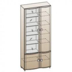 Шкаф ШК-233 для гостиной Лером «Роберта»