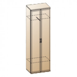 Шкаф ШК-1034 для детской Лером «Карина»