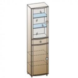 Шкаф ШК-318 для гостиной Лером «Оливия»