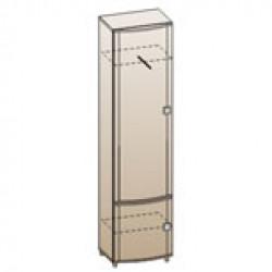 Шкаф ШК-237 для гостиной Лером «Роберта»