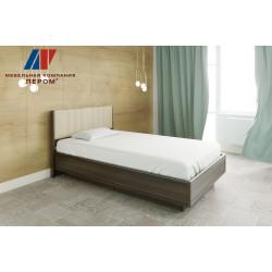 Кровать КР-1011 (1,2х2,0) для детской Лером «Карина»
