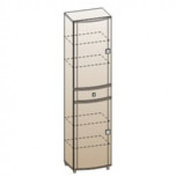 Шкаф ШК-220 для прихожей Лером «Роберта»