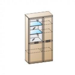 Шкаф ШК-1072 для гостиной Лером «Карина»