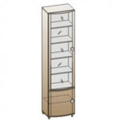 Шкаф ШК-308 для гостиной Лером «Оливия»