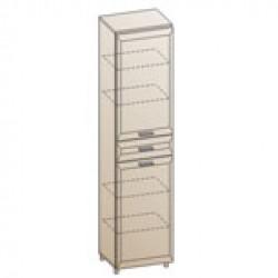 Шкаф ШК-820 для гостиной Лером «Мелисса»