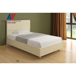 Кровать КР-2701 (1,2х2,0) для спальни Лером «Камелия»