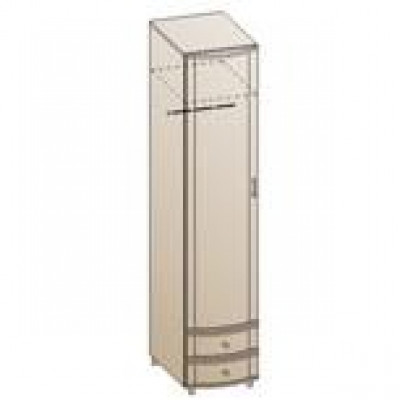 Шкаф ШК-142 для спальни Лером «Дольче Нотте»
