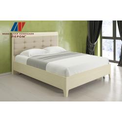 Кровать КР-2074 (1,8х2,0) для спальни Лером «Камелия»