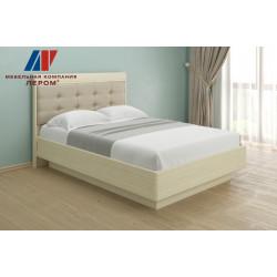 Кровать КР-1852 (1,4х2,0) для спальни Лером «Дольче Нотте»