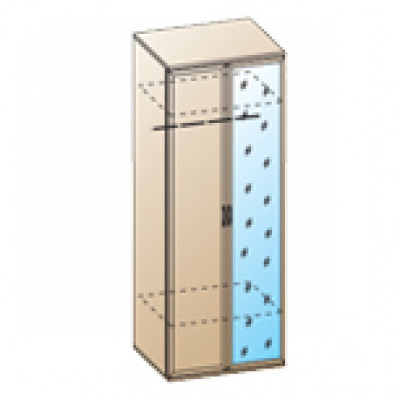 Шкаф ШК-1004 для спальни Лером «Карина»