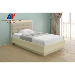 Кровать КР-1851 (1,2х2,0) для спальни Лером «Дольче Нотте»