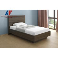 Кровать КР-1801 (1,2х2,0) для спальни Лером «Дольче Нотте»