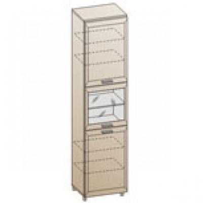 Шкаф ШК-822 для детской Лером «Ксюша»