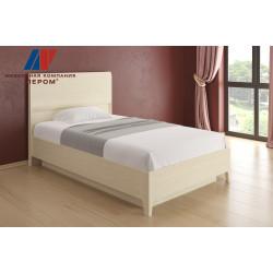 Кровать КР-1762 (1,4х2,0) для спальни Лером «Камелия»