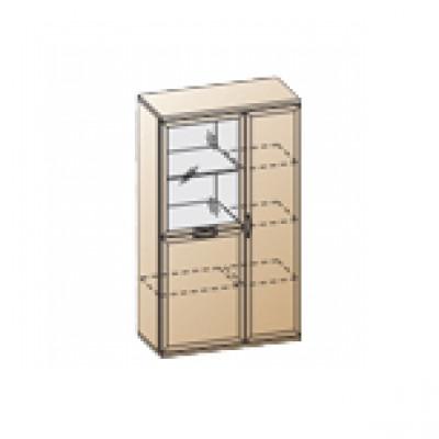 Шкаф ШК-1083 для детской Лером «Карина»
