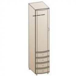 Шкаф ШК-954 для детской Лером «Валерия»
