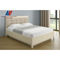 Кровать КР-1073 (1,6х2,0) для спальни Лером «Камелия»