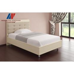 Кровать КР-2052 (1,4х2,0) для спальни Лером «Камелия»