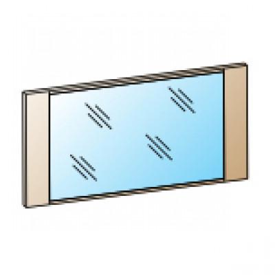 Зеркало ЗР-701 для спальни Лером «Камелия»