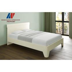 Кровать КР-110 (1,6х2,0) для спальни Лером «Дольче Нотте»