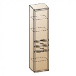 Шкаф ШК-1045 для детской Лером «Карина»