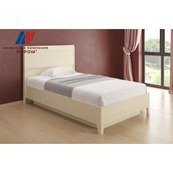 Кровать КР-1861 (1,2х2,0) для спальни Лером «Дольче Нотте»