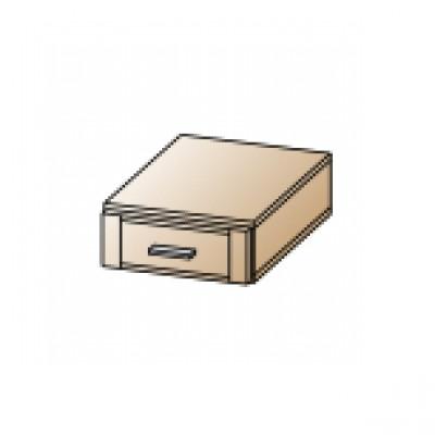Модуль увеличения высоты шкафа УВ-1702 для спальни Лером «Камелия»