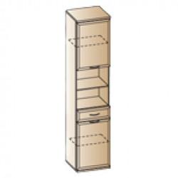 Шкаф ШК-1048 для детской Лером «Карина»
