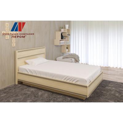 Кровать КР-1001 (1,2х2,0) для детской Лером «Карина»