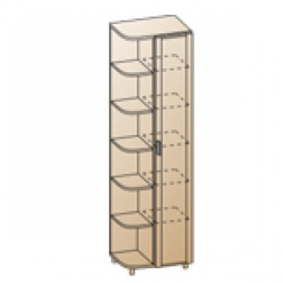 Шкаф ШК-1725 для спальни Лером «Камелия»
