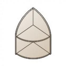 Полка ПЛ-103 для детской Лером «Валерия»